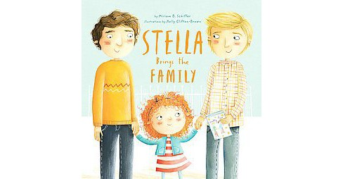 Stella Brings the Family (School And Library) (Miriam B. Schiffer) - image 1 of 1