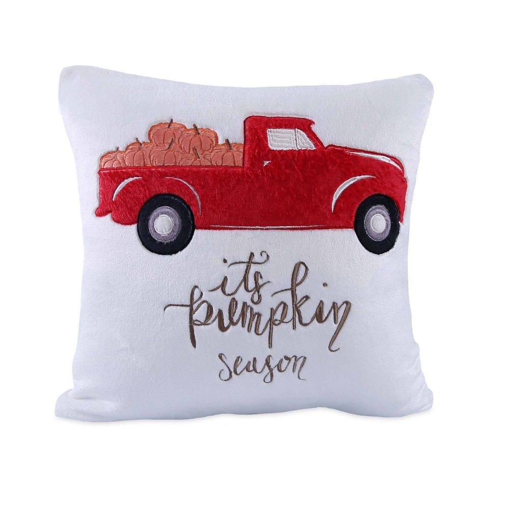 Image of It's Pumpkin Season Plush Pillow - Better Living