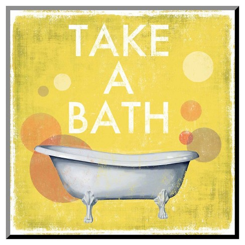 Take a Bath by Drako Fontaine Framed Art Print - image 1 of 2