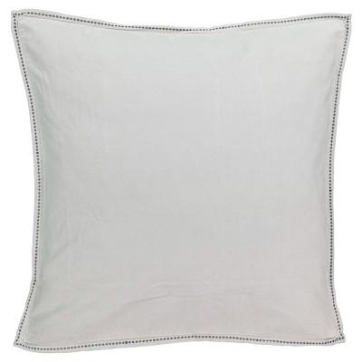 White Chacenary Euro Sham - Beautyrest®