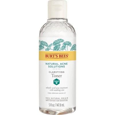 Burt's Bees Natural Acne Solutions Clarifying Toner - 5oz