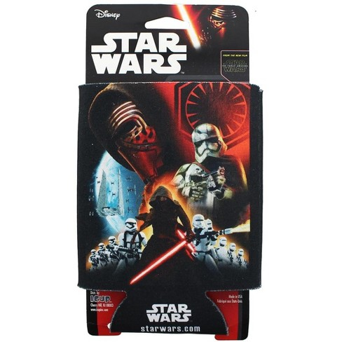 ICUP, Inc. Star Wars: The Force Awakens First Order Foam Can Cooler - image 1 of 2