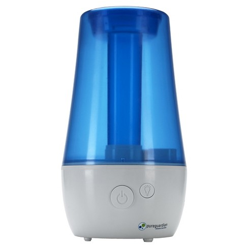 PureGuardian H965AR 70-Hour Ultrasonic Cool Mist Humidifier with Aromatherapy, Table Top, 1-Gallon - image 1 of 4