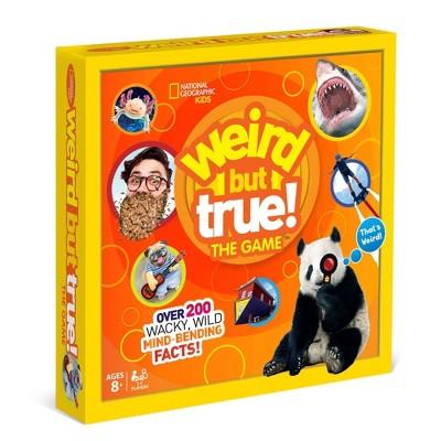 Weird But True Board Game
