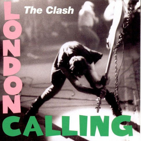 Clash - London Calling (Vinyl) - image 1 of 1
