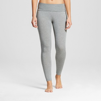 Post Maternity Pajama Pants - Gilligan & O'Malley™ Heather Gray M