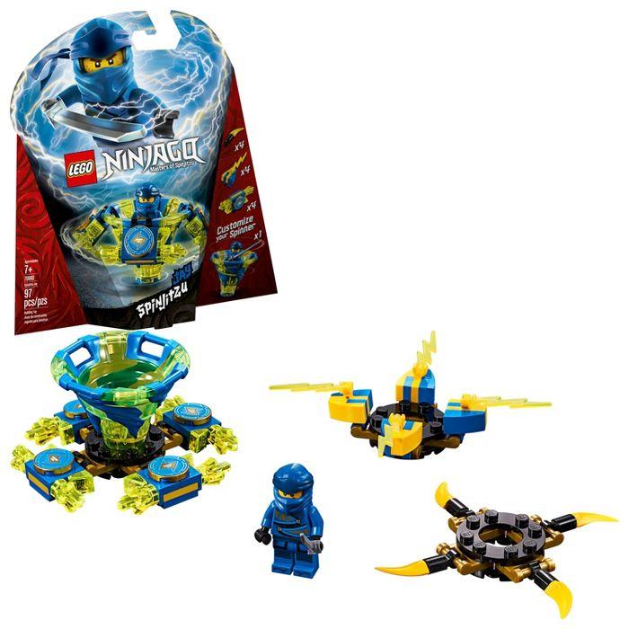 LEGO Ninjago: Masters of Spinjitzu Jay 70660
