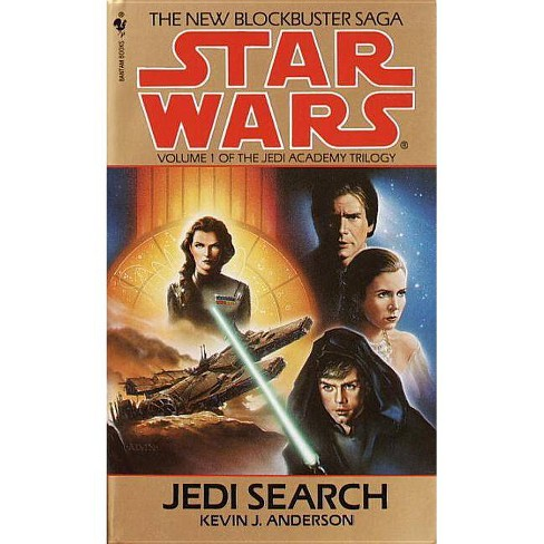 Jedi Search: Star Wars Legends (the Jedi Academy) - by  Kevin Anderson (Paperback) - image 1 of 1