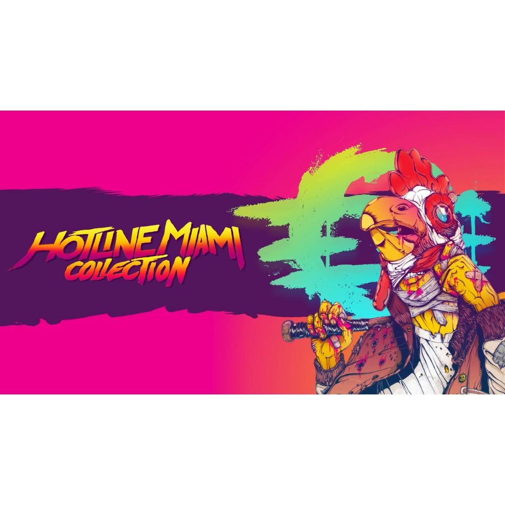 Hotline Miami Collection Nintendo Switch Digital