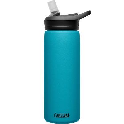 CamelBak Eddy+ 20oz Vacuum Insulated Stainless Steel Water Bottle - Aqua Blue