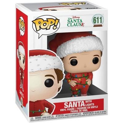 Funko Disney The Santa Clause Funko POP Vinyl Figure | Santa with Lights