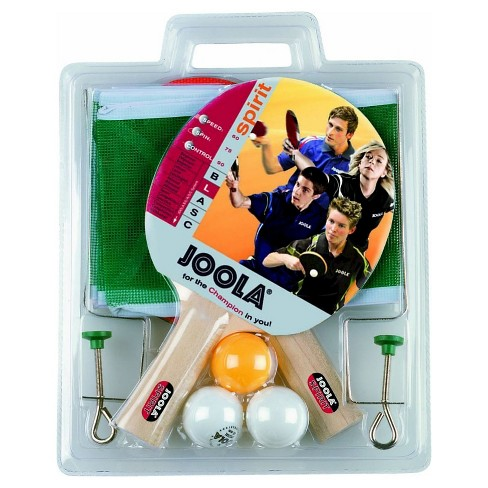 Joola Table Tennis Starter Set (Includes 2 Rackets, 3 Balls, Net and Post Set) - image 1 of 1