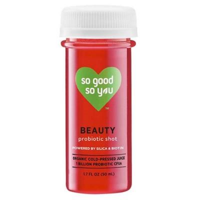 So Good Beauty Probiotic Shot - 1.7 fl oz