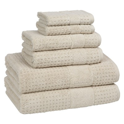 Hammam Bath Towel Set Latte - Kassatex