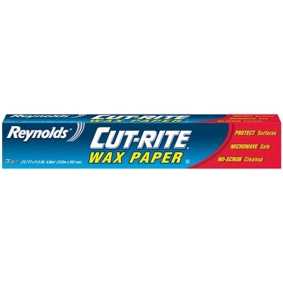 Reynolds Cut-Rite Wax Paper - 75 sq ft