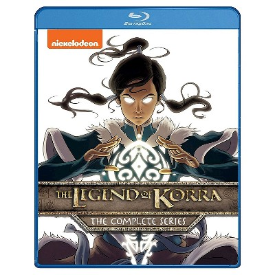 Legend of Korra: The Complete Series (Blu-ray)