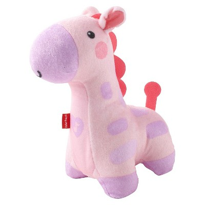 Fisher-Price Soothe & Glow Giraffe - Pink