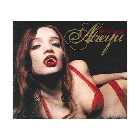 AtreyuAtreyu - Curse (bonus Dvd)curse (bonus Dvd) (CD) - image 1 of 1