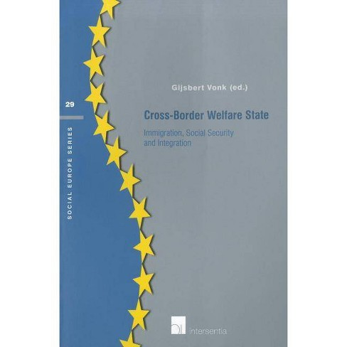 Cross-Border Welfare State - (Social Europe) (Paperback) - image 1 of 1