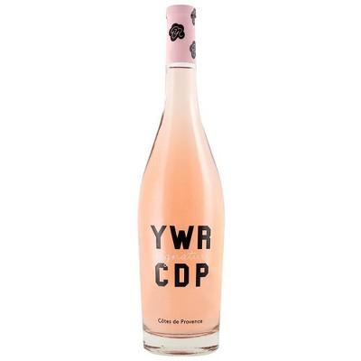 Yes Way Rosé Signature Ctes de Provence Wine - 750ml Bottle