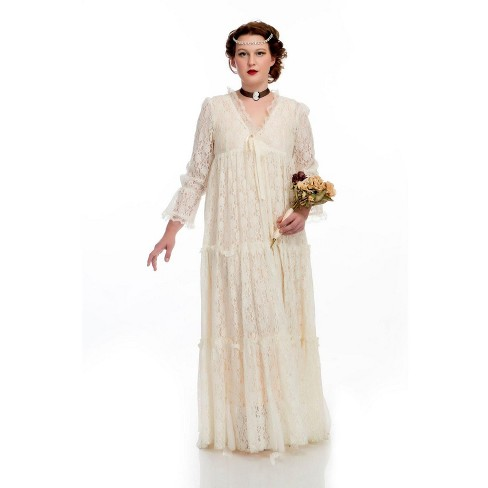 Charades Lost Soul Gown Plus Costume (Size 1X) - image 1 of 1