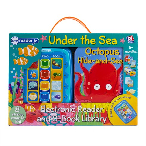 Under the Sea Electronic Me Reader Junior 8-book Boxed Set - image 1 of 13
