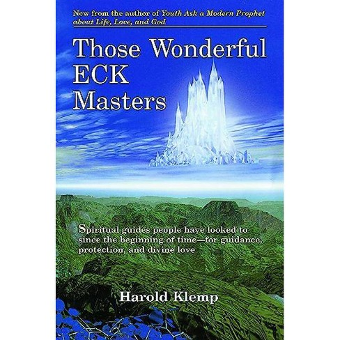 Those Wonderful ECK Masters - by  Harold Klemp (Paperback) - image 1 of 1