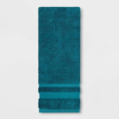 Performance Hand Towel Turquoise - Threshold™