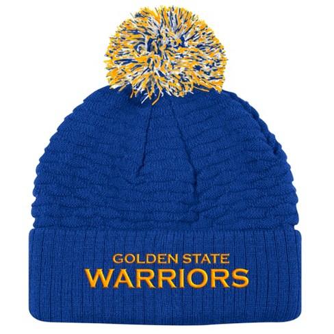 NBA® Women s Knit Cap - Golden State Warriors   Target 0e515b076368