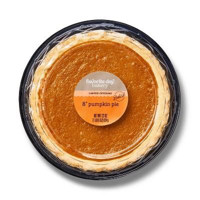 """Pumpkin Pie - 8""""/22oz - Favorite Day™"""