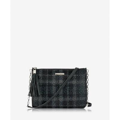 GiGi New York Black Chelsea Crossbody Bag