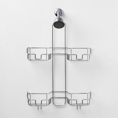 Hose Wire Shower Caddy Chrome - Made By Design™