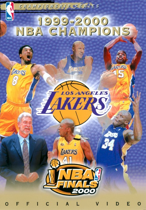 Nba champions 2000:Los angeles lakers (DVD) - image 1 of 1