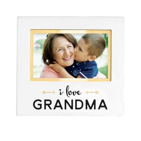 Pearhead Picture Frame I Love Grandma Target