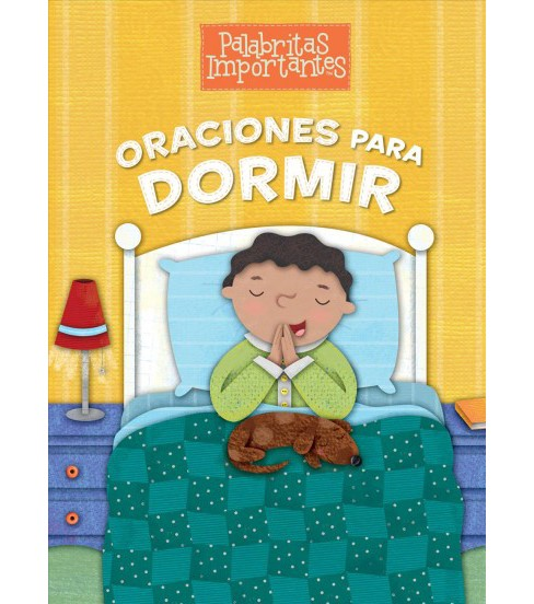 Oraciones para Dormir / Sleeping prayers (Hardcover) - image 1 of 1