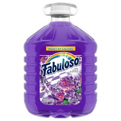 Fabuloso All Purpose Cleaner Concentrate for Multi Surface Action - Lavender - 169 fl oz