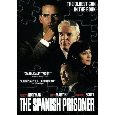 The Spanish Prisoner (DVD) - image 1 of 1