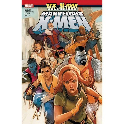 Age of X-Man: The Marvelous X-Men - (Paperback) - image 1 of 1