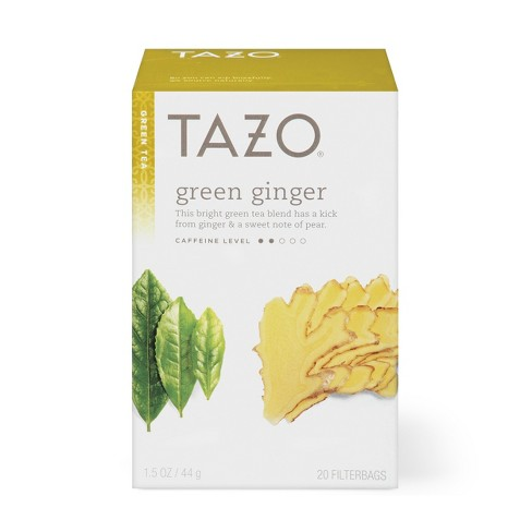 Tazo Green Ginger Tea - 20ct - image 1 of 4