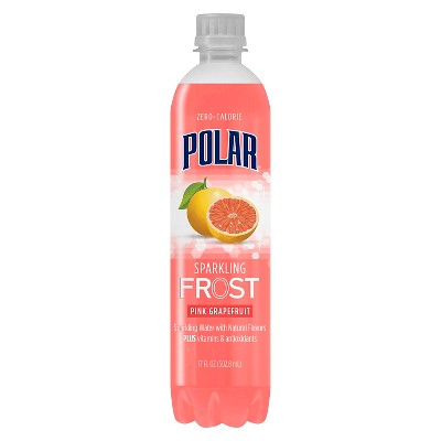 Sparkling Water: Polar Sparkling Frost