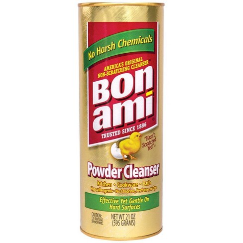 Bon Ami Unscented Household Cleaner - 21oz - image 1 of 4