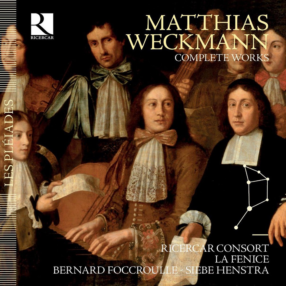 Ricercar Consort - Weckmann:Complete Works (CD)