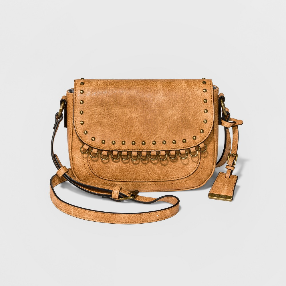 Borsani Eva Crossbody Bag - Camel, Women's