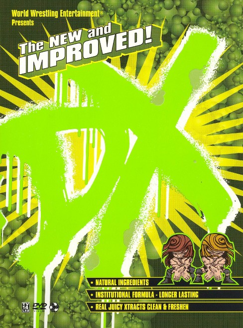New And Improved Dx (DVD) - image 1 of 1