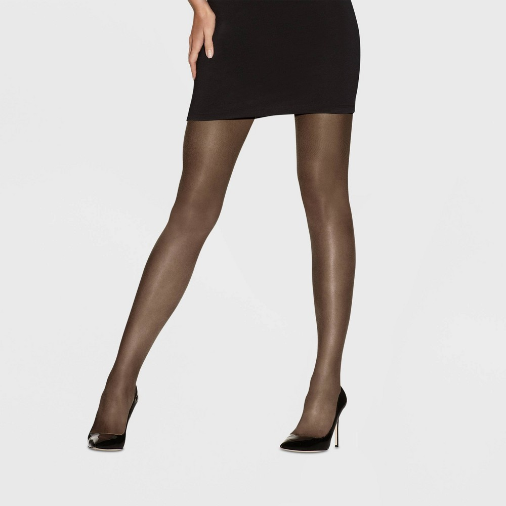 Image of L'eggs Everyday Women's Support 3pk Pantyhose - Black B