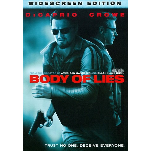 Body of Lies (WS) (dvd_video) - image 1 of 1