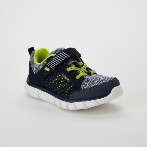 c3dcbd781b Toddler Boys  Surprize By Stride Rite Mack Performance Athletic Shoes -  Navy   Target