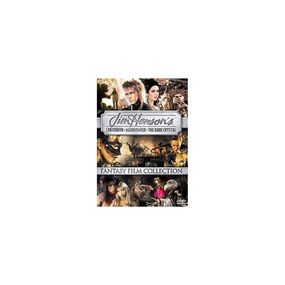 Jim Henson Fantasy Film Collection (Dvd)
