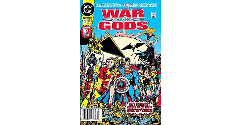 Wonder Woman : War of the Gods (Paperback) (George Perez) - image 1 of 1