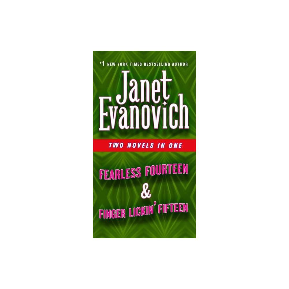 Fearless Fourteen Finger Lickin Fifteen Stephanie Plum Novels By Janet Evanovich Paperback